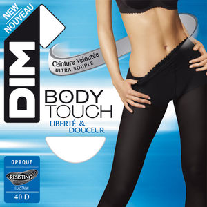 Test du nouveau collant Dim Body Touch