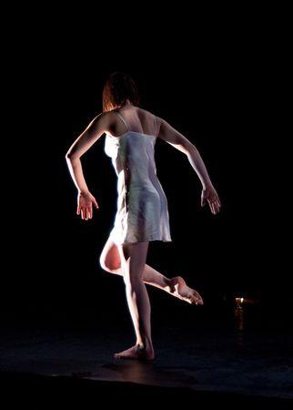 Denrées Périssables : parfois j'aime la danse contemporaine