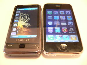 Samsung Player Addict i900 : le mobile que j'attendais !!!