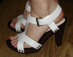 Mes chaussures de gogo danseuse