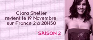 Clara Sheller saison 2 démarre ce soir !