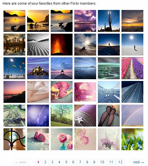 favoris-flickr