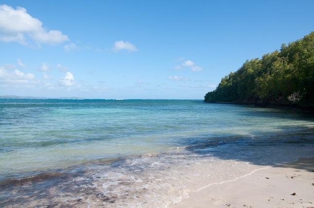Martinique Les Fonds Blancs Et La Baignoire De Joséphine Clyne