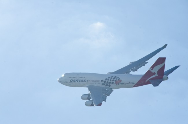 avion-quantas-australie