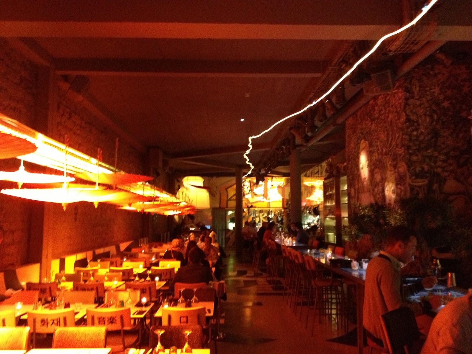 Restaurant V Paris