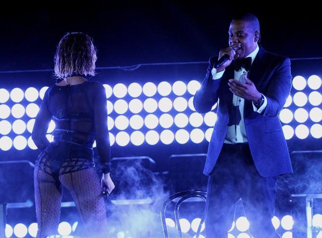 Beyonce-Jay-Z-drunk-in-love-grammy