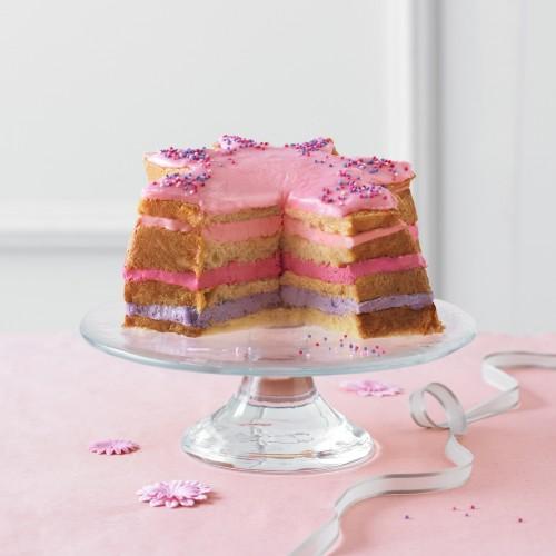 layer cake pandoro