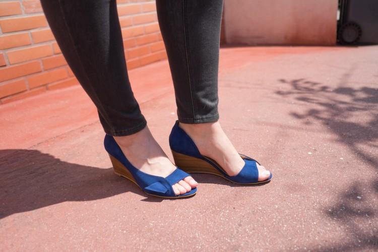 escarpins-compenses-Minelli-bleu
