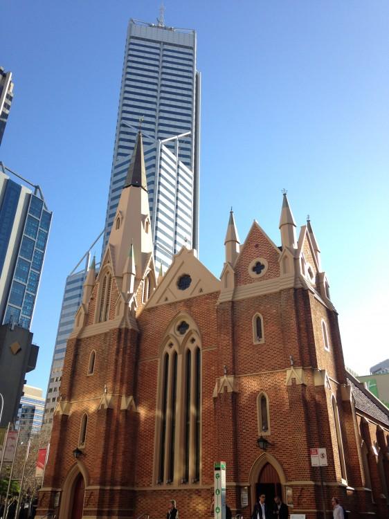 australie-perth-wesley-church