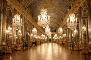 Visite du château de Versailles la nuit…