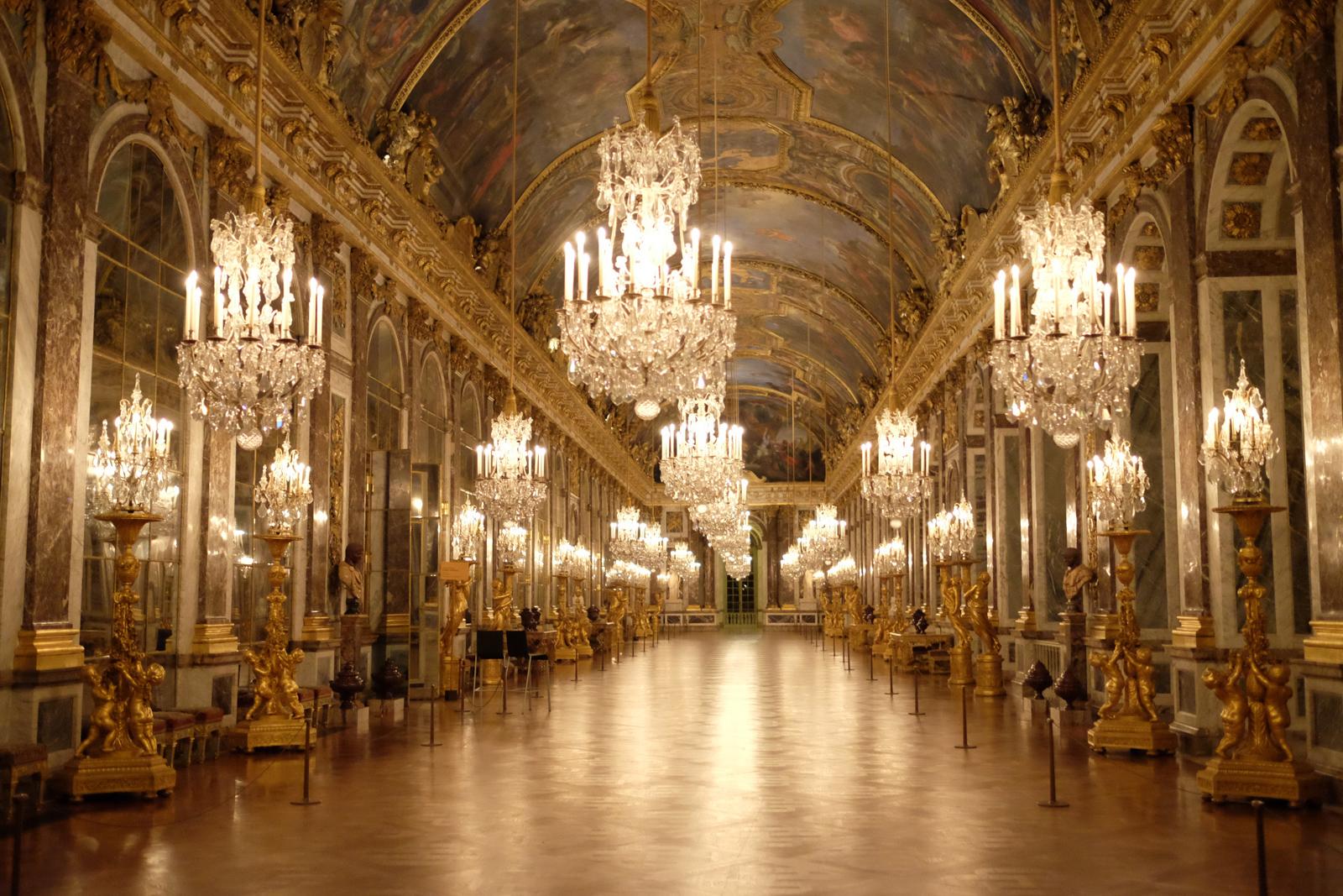 Versailles intime visite du th tre de la reine - Visite des jardins de versailles ...