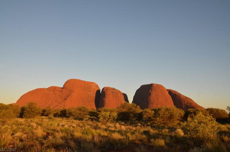 australie-kata-tjuta-coucher-soleil