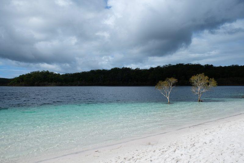 australie-fraser-island-lake-mckenzie