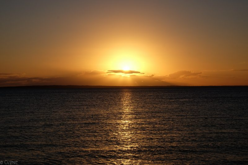 australie-fraser-island-sunset