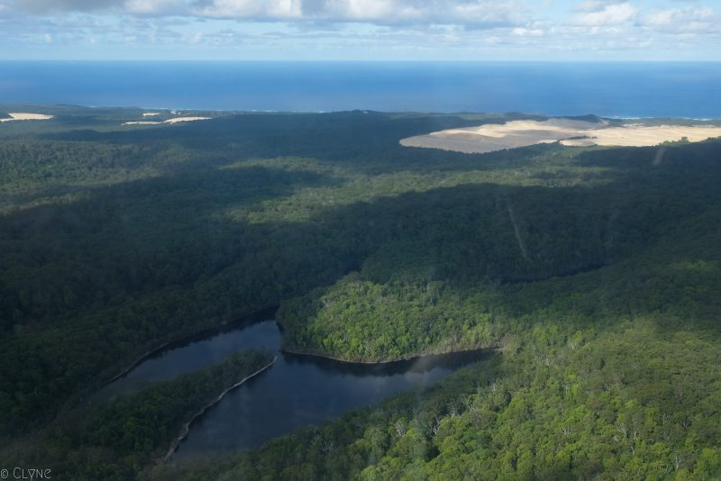 australie-fraser-island-vol-butterfly-lake